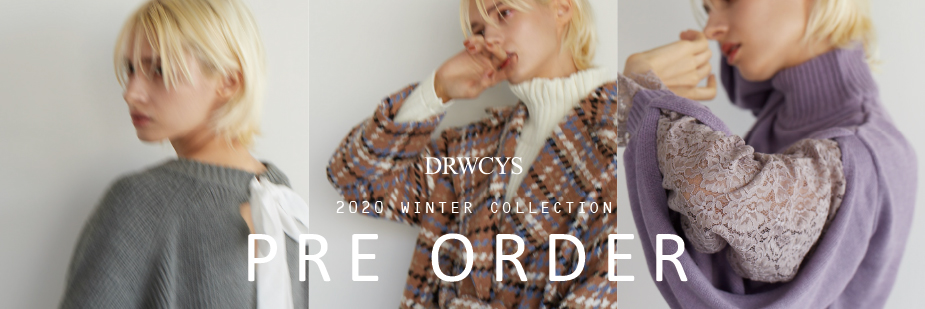 DRWCYS winter collection