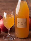 長野県リンゴ農家の佐々木さんがつくる100%林檎蜜ジュース
