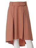 バックロングスカート