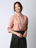 ビックシルエットシャツ《POLKA》【JJ1月号掲載】