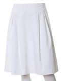 2WAYリボンモチーフフレアスカート
