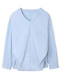 【13・15号】FITTY オーバーサイズシャツ