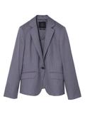wardrobe◆ピンストライプテーラードジャケット