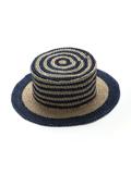 マリンボーダーカンカン帽