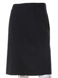 style◆シルク混ストライプタイトスカート