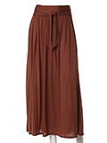 《SUPERIOR CLOSET》リラクシングリボンロングスカート