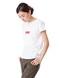 グラフィックロゴTシャツ
