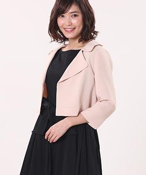 【春の新作】ショート丈テーラードジャケット