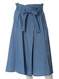 《NECO BRAND》メープル(R)・デニムハイウエストスカート