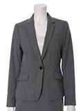 【洗えるスーツ】style◆ベーシックテーラードジャケット
