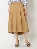 【春の新作】バックロングスカート【Domani/CanCam3月号掲載】
