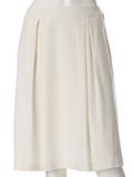【WEB限定大きいサイズ】ベーシックフレアスカート