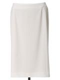 【WEB限定大きいサイズ】ストレッチIラインタイトスカート